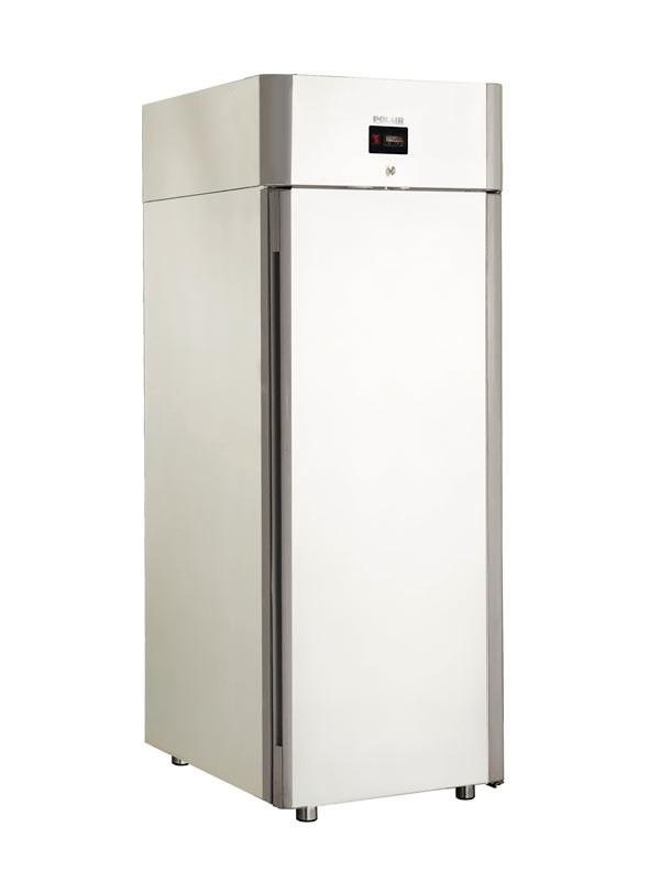 Шкаф морозильный Polair CB105-Sm Alu