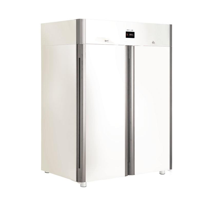 Шкаф морозильный Polair CB114-Sm Alu