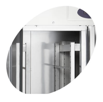 Шкаф морозильный RF710-P Tefcold