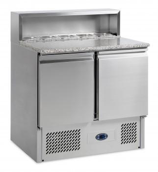 Стол холодильный для пиццы Tefcold PT920