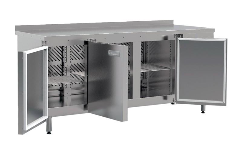 Холодильный стол КИЙ-В СХ-ЛБ-2000х600