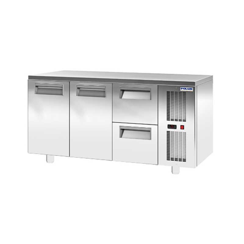Стол холодильный Polair TM3GN-002-GC б/бурта