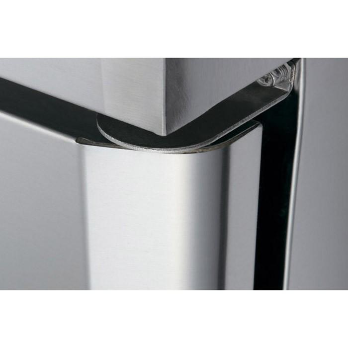 Холодильный стол Turbo Air. Острые углы оборудования сглажены