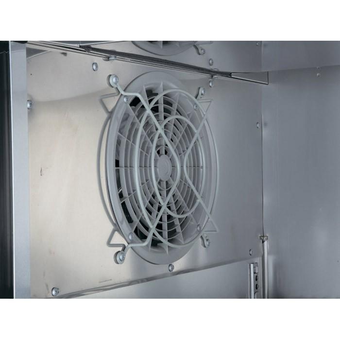 Turbo Air. Эффективная система охлаждения