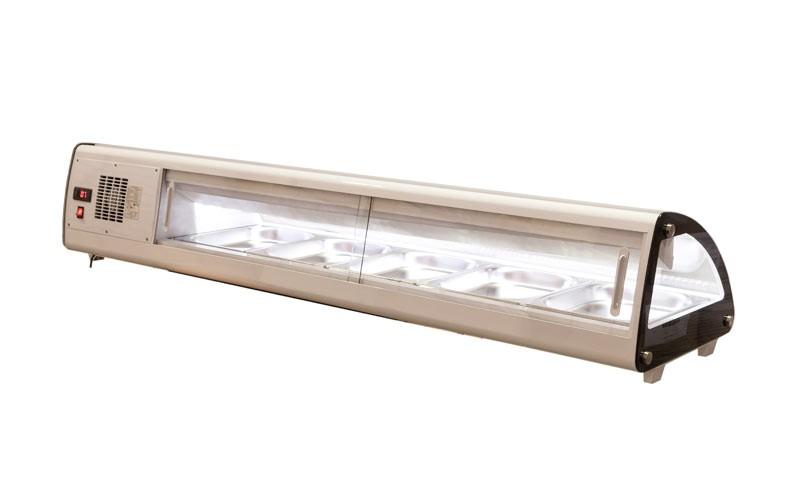 Витрина холодильная RAUDER LSK - 103L