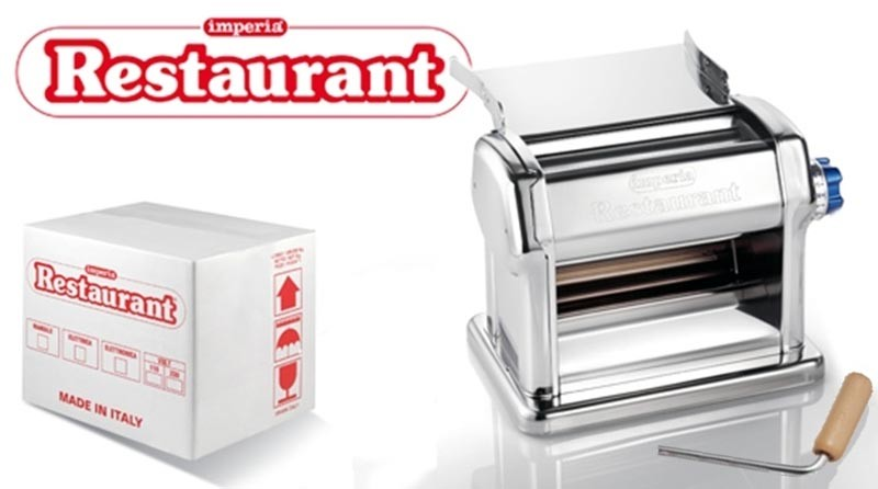 Тестораскаточная машина Imperia restaurant manual 010