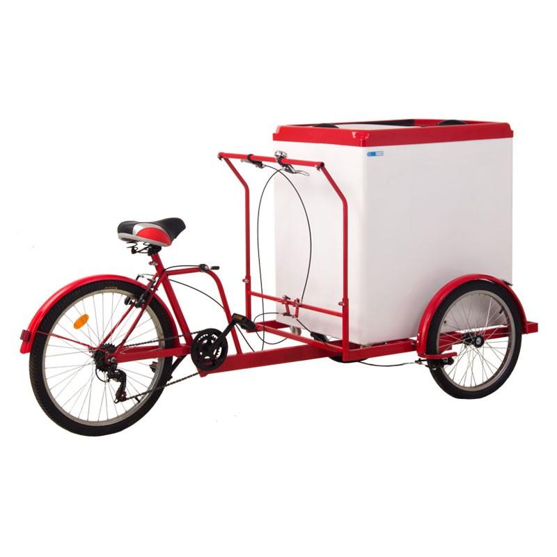 Велосипед для торговли мороженым