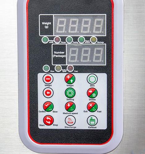 Фасовочный дозатор сыпучих продуктов Hualian FZ-1000