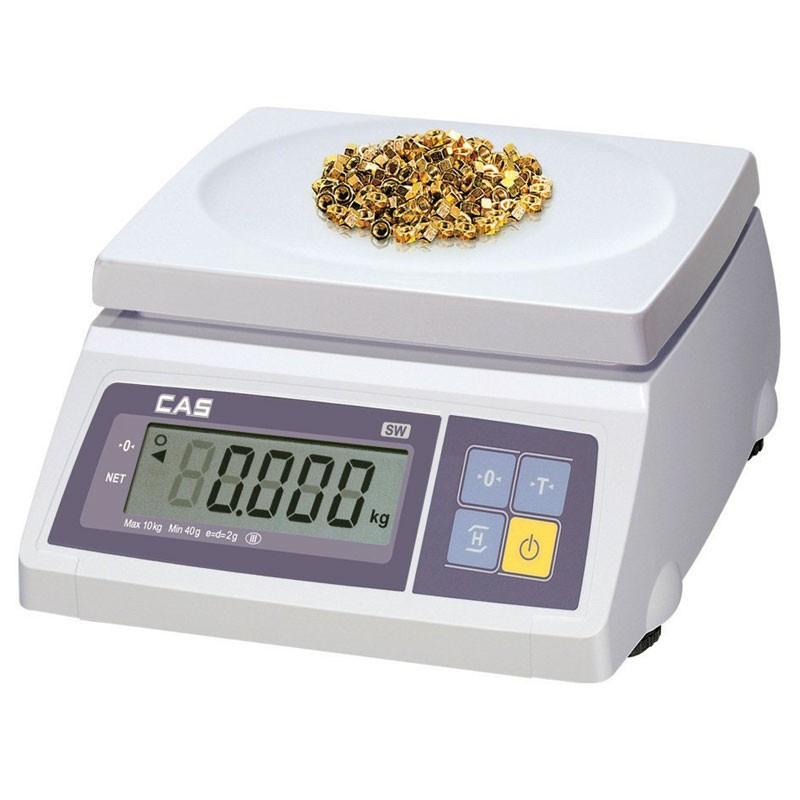 Весы торговые CAS SW-2