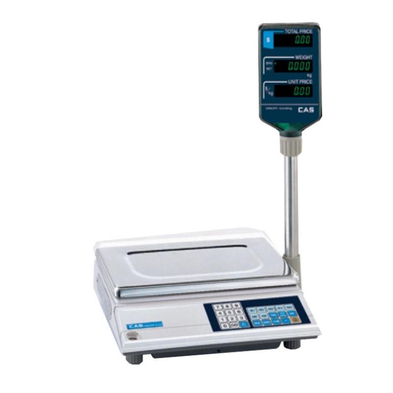 Весы торговые CAS АР-М 30