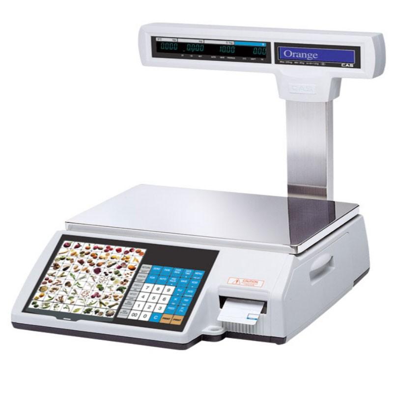 Весы торговые CAS CL5000J-IP 15