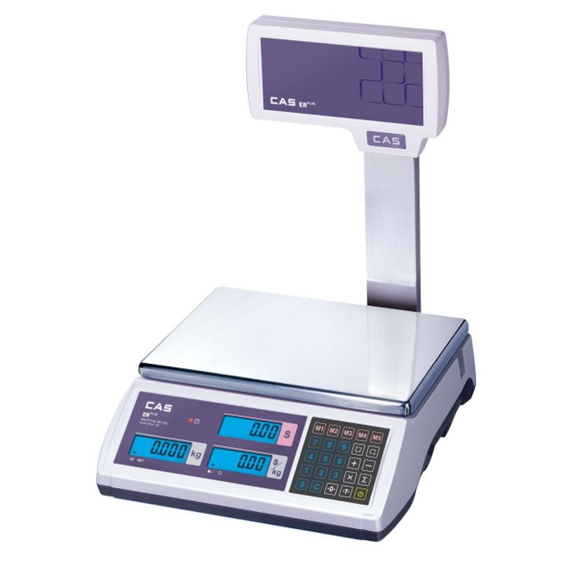 Весы торговые CAS ER JR CBU 30