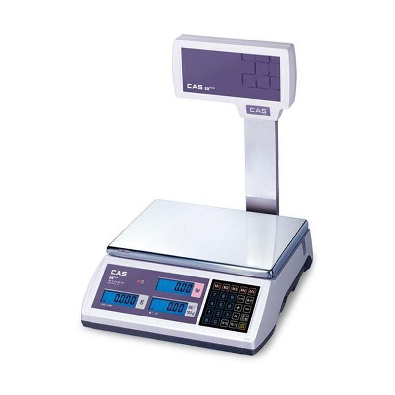 Весы торговые CAS ER-Plus EU 15