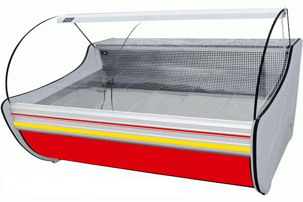 Витрина холодильная Cold W-15 SGSP