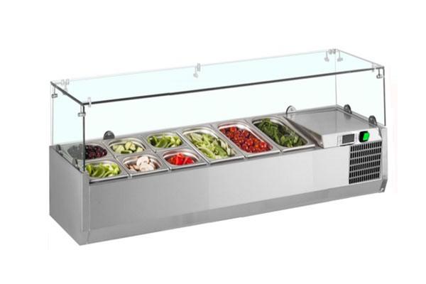 Холодильная витрина Cooleq VRX 1200/380