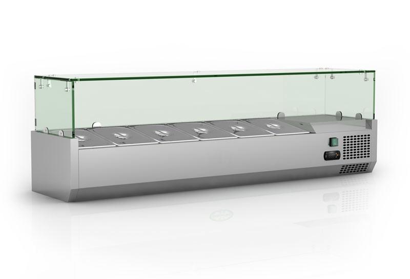 Холодильная витрина Frosty VRX1400/380