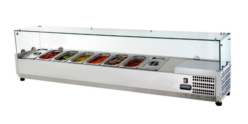 Холодильная витрина Frosty VRX1800/380
