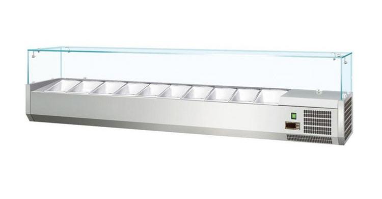 Витрина холодильная Frosty VRX2000/380