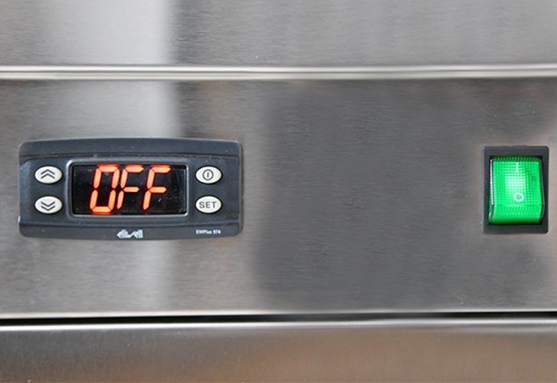 Витрина холодильная кондитерская КИЙ-В ВХК-1200 Классик