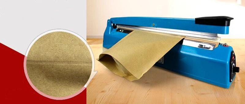 Запайщик пакетов и пленок ручной FS-500 AL
