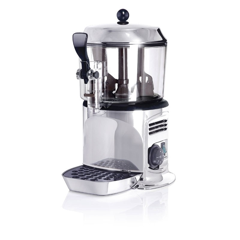 Аппарат для горячего шоколада Ugolini DELICE 3 silver