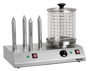 Аппарат для приготовления хот догов Bartscher А120.408