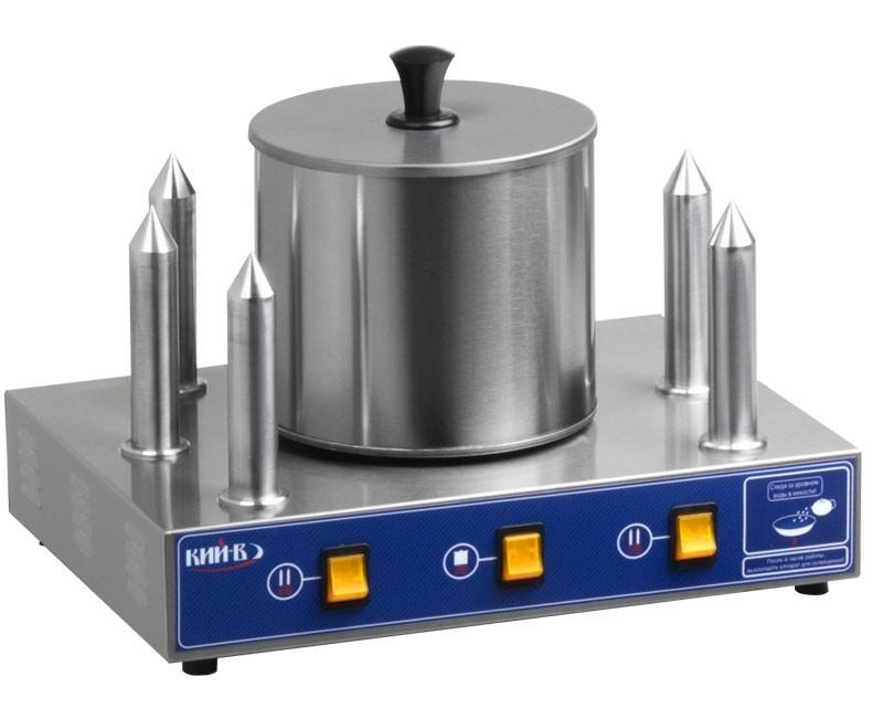 Аппарат для приготовления хот догов