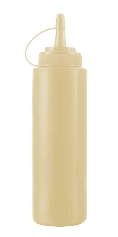 Дозатор для соусов КИЙ-В Трейд 500мл. Кремовый
