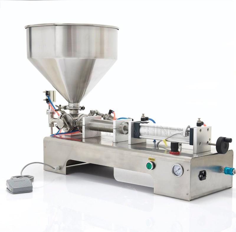 Дозатор для вязких и пастообразных продуктов Hualian WGD 500 (50 - 500 мл.)
