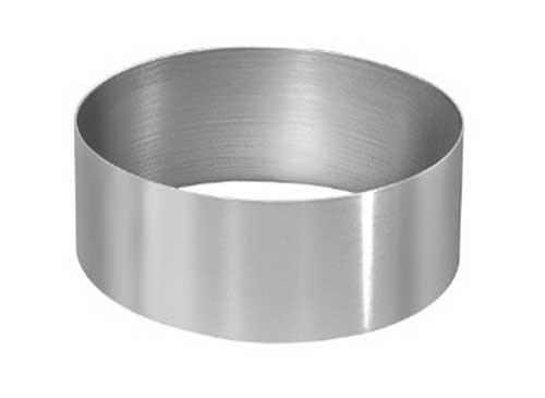 Форма для выпечки металлическая круглая 22х7 см. KAPP 43030722
