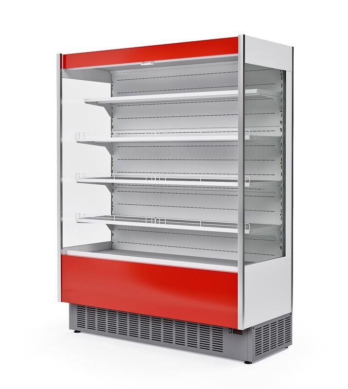 Холодильная горка МХМ Флоренция ВХСп-1,9 Cube