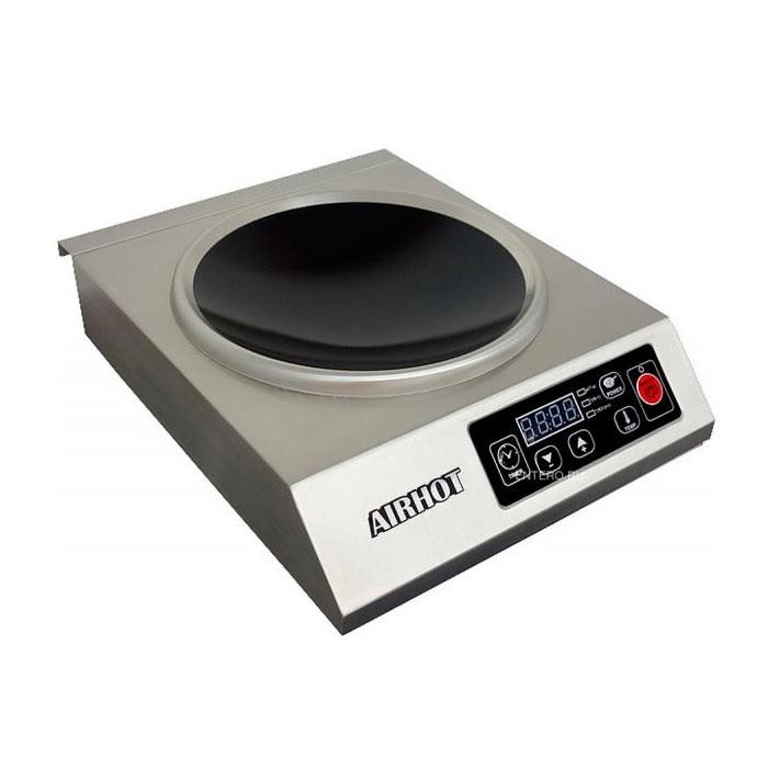 Плита индукционная Airhot IP 3500 WOK
