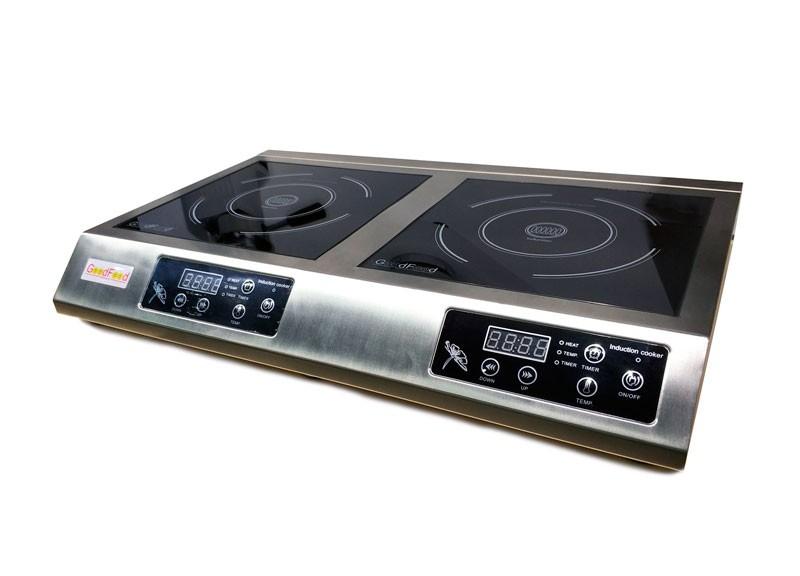 Индукционная плита GoodFood IC30 DOUBLE