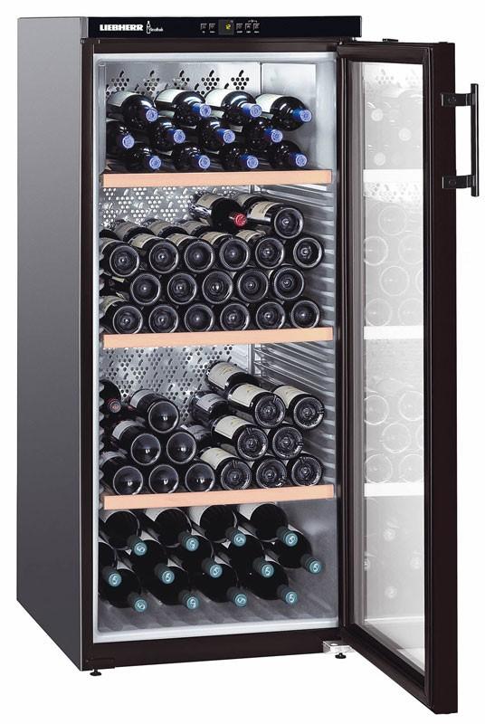 Шафа для вина Liebherr WKb 3212