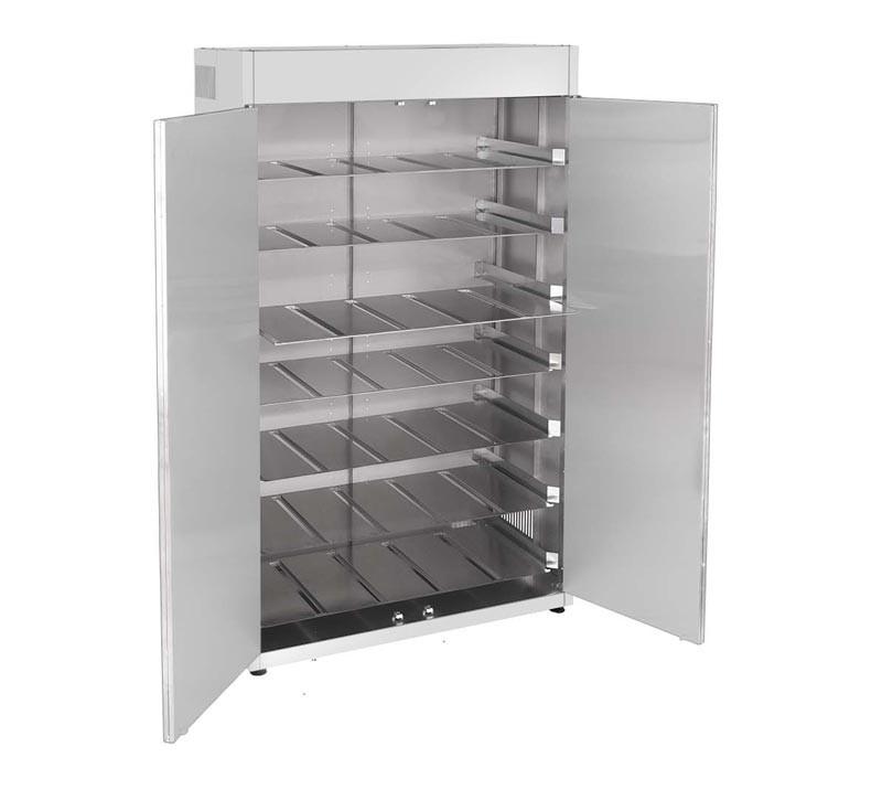 Шкаф для хлеба КИЙ-В ШФХ-2ДР-7М 1000х600