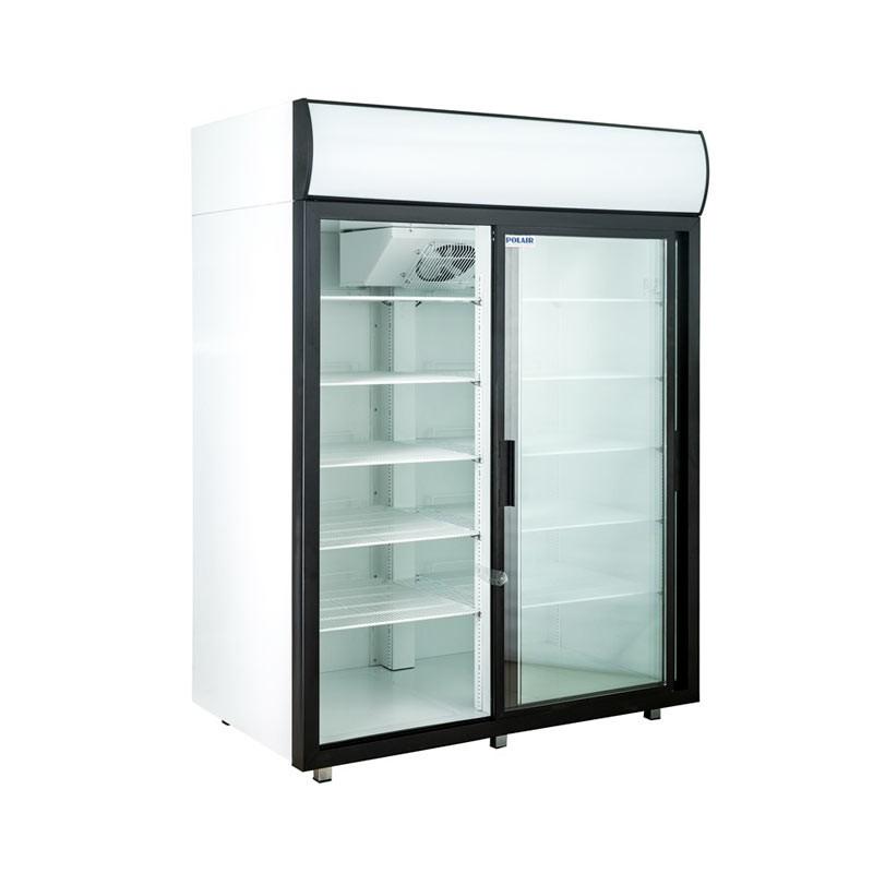 Шкаф холодильный Polair DM114Sd-S 2.0