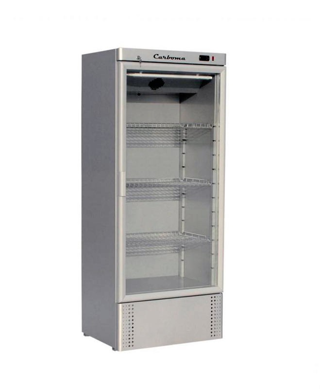 Шкаф холодильный Полюс Carboma V700 С INOX