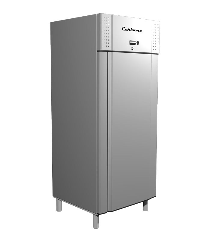 Шкаф морозильный Полюс F700 Сarboma INOX