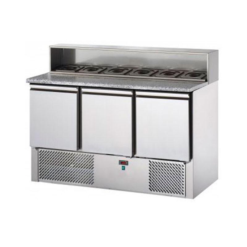 Стіл холодильний для піци DGD SL03AI