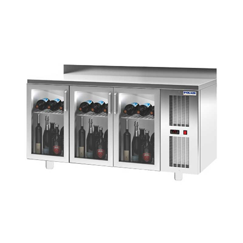 Стіл холодильний Polair TD3GN-GC