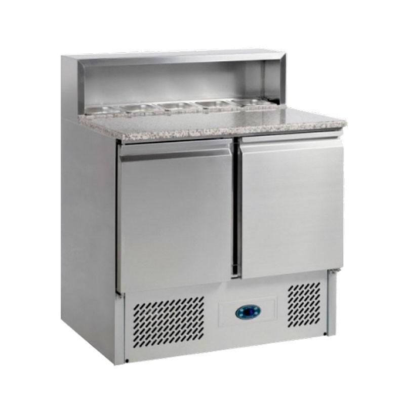 Стол холодильный для пиццы DGD SL02AI