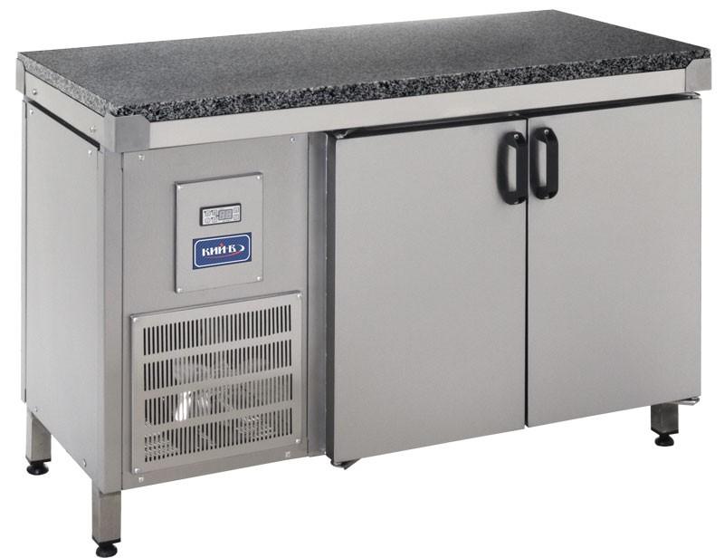 Холодильный стол для пиццы КИЙ-В СХ-М 1500х600