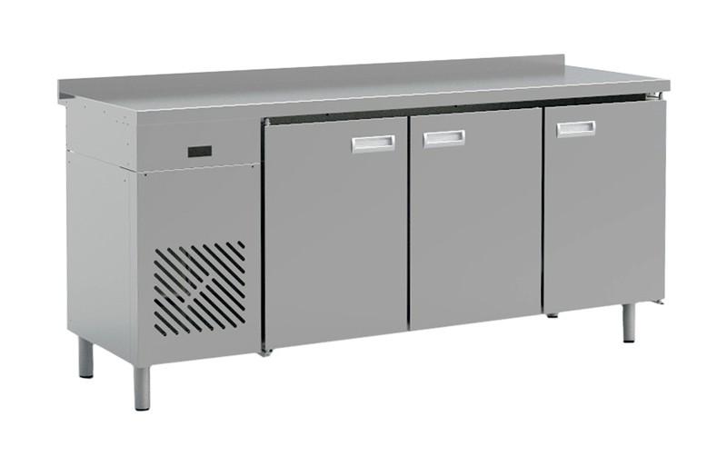 Стол холодильный КИЙ-В СХ-ЛБ-1800х700