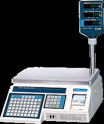 Весы торговые CAS LP-R 15