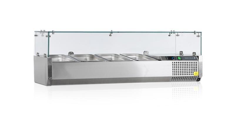 Холодильна вітрина Tefcold VK33-120