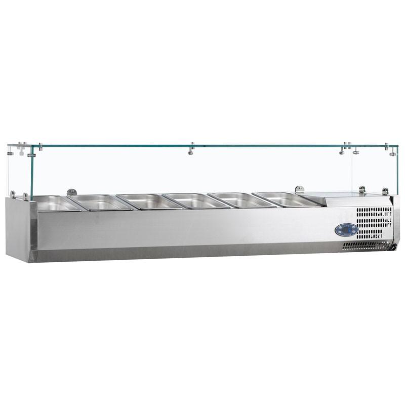 Холодильна вітрина Tefcold VK33-150