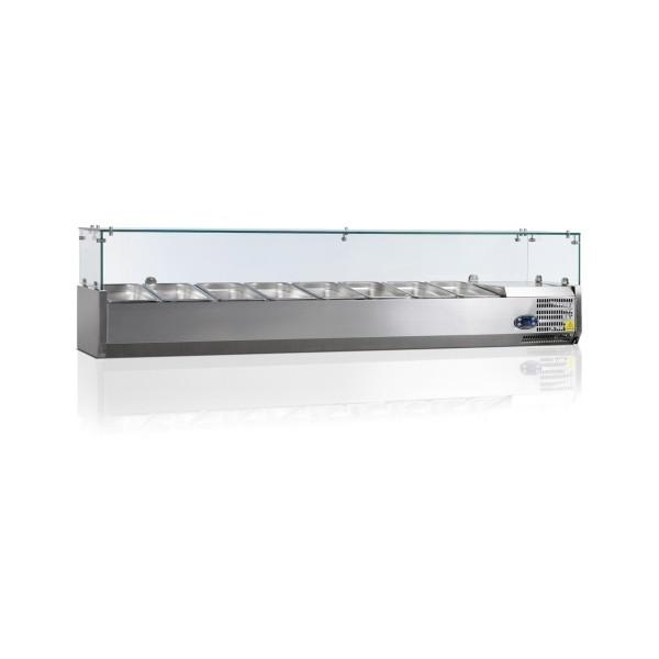 Холодильна вітрина Tefcold VK33-180