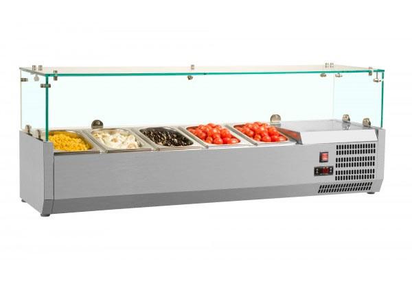 Витрина холодильная Frosty VRX1200/330