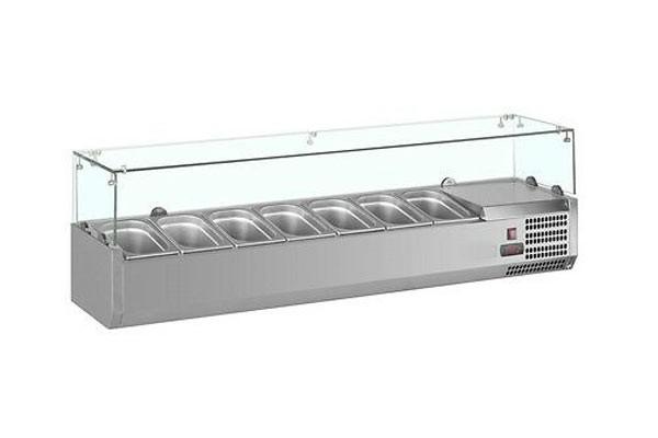 Витрина холодильная Frosty VRX1600/380