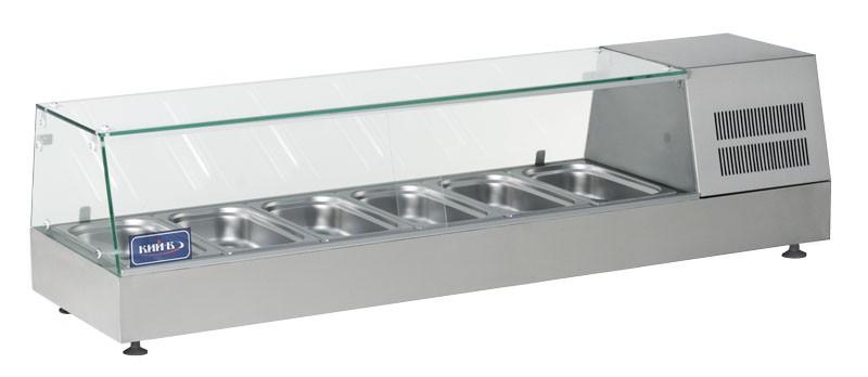 Витрина настольная холодильная ВХН-6-1400